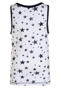 Jacky Baby - VEST SPACE & STARS BOYS 2 PACK  - Undershirt - dark blue - 1