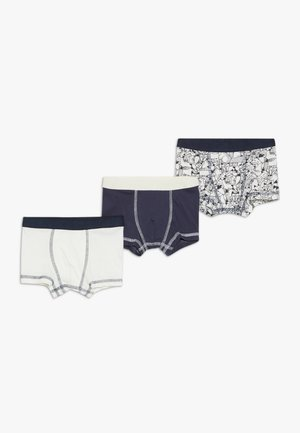 BOXER FOX 3 PACK - Boxerky - dark blue