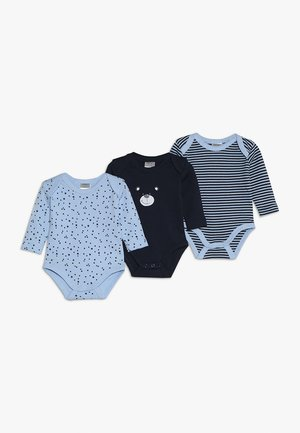 LANGARM BOYS 3 PACK - Body - blue