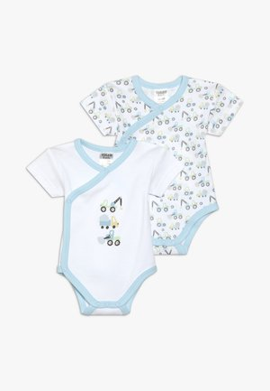 KURZARM BOYS 2 PACK  - Body - white
