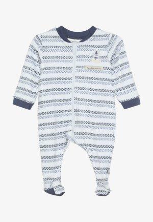 SCHLAFANZUG COUCOU MON PETIT - Pyžamo - blue