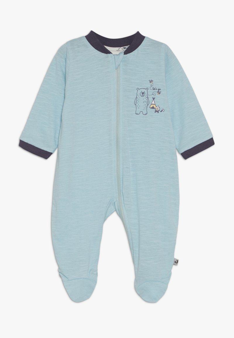 Jacky Baby - SCHLAFANZUG ADVENTURE CAMP - Pyžamo - türkis