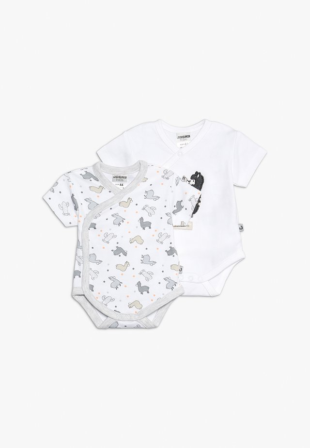 KURZARM 2 PACK - Body - off white