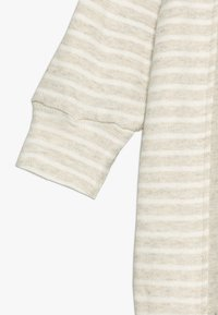 Jacky Baby - SCHLAFANZUG MIT UMSCHLAGHANDSCHUH - Pijama - beige melange - 2