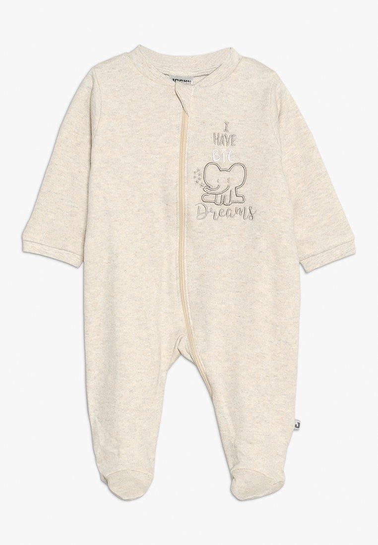 Jacky Baby - SCHLAFANZUG - Pyžamo - beige melange