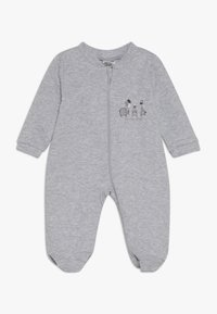 Jacky Baby - SCHLAFANZUG UNISEX 2 PACK - Pyžamo - grey - 2