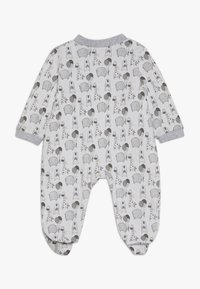 Jacky Baby - SCHLAFANZUG UNISEX 2 PACK - Pyžamo - grey - 1