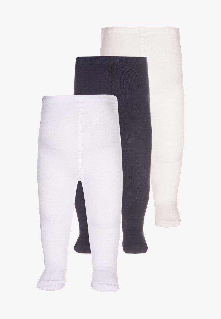 Jacky Baby - 3 PACK - Panty - white/dark blue/offwhite