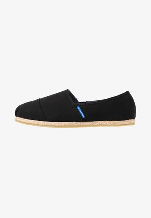 JFWESPADRILLE - Espadrilky - anthracite