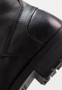 Jack & Jones - JFWORCA  - Šněrovací kotníkové boty - anthracite - 5