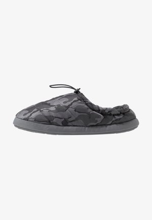 JFWFLOYD HOME CAMO - Slippers - grey