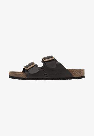JFWCROXTON  - Domácí obuv - black