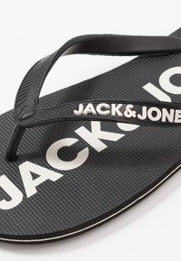 Jack & Jones - JFWFLIPFLOP 2 PACK - Boty do bazénu - multicolor - 6