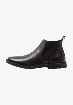 JFWLEO CHELSEA - Kotníkové boty - black