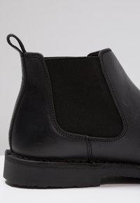Jack & Jones - JFWLEO CHELSEA - Classic ankle boots - black - 5