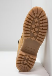 Jack & Jones - JFWSTOKE BOOT - Lace-up ankle boots - honey - 4