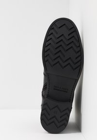 Jack & Jones - JFWRUSSEL - Bottines à lacets - anthracite - 4