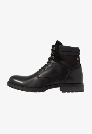 Bottines à lacets - anthracite