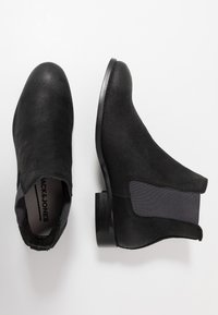 Jack & Jones - JFWPETER  - Classic ankle boots - anthracite - 1