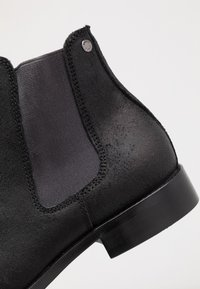 Jack & Jones - JFWPETER  - Classic ankle boots - anthracite - 5