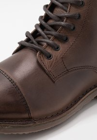 Jack & Jones - JFWLEE BOOT  - Botki sznurowane - cocao brown - 5