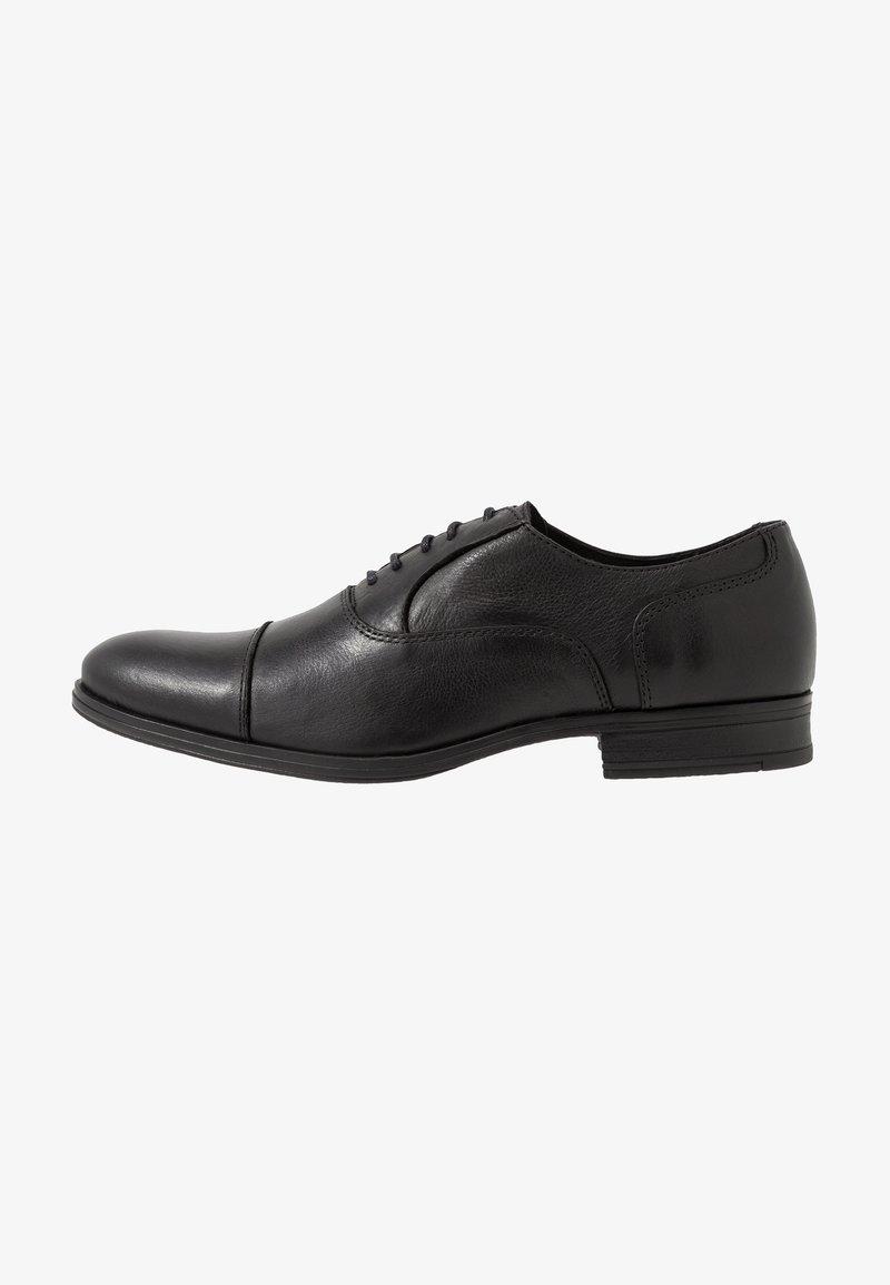 Jack & Jones - JFWDONALD - Elegantní šněrovací boty - anthracite