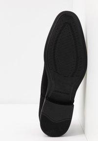 Jack & Jones - JFWLENNON - Zapatos con cordones - anthracite - 4