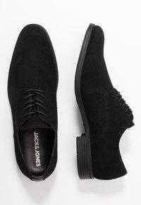 Jack & Jones - JFWLENNON - Zapatos con cordones - anthracite - 1