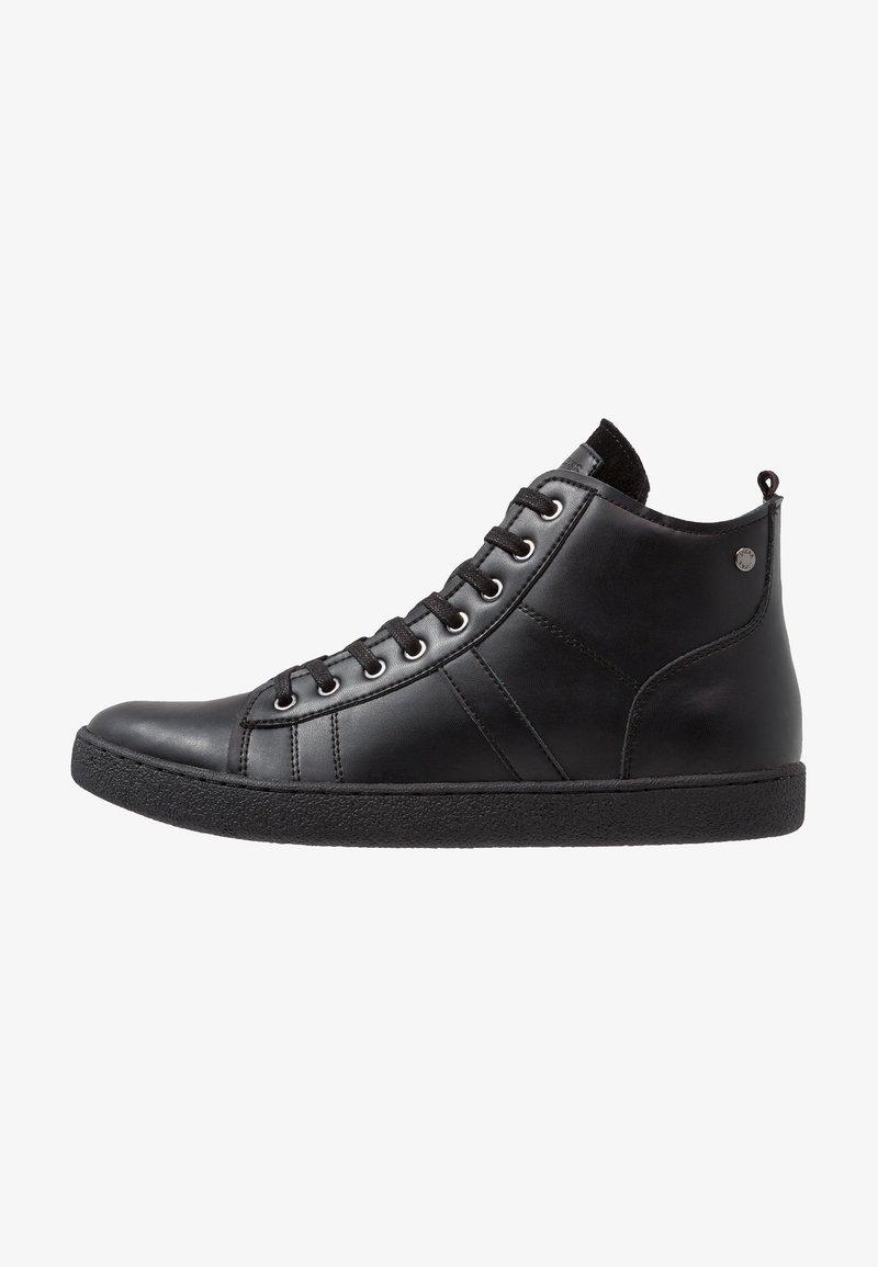 Jack & Jones - JFWSTEWART - Sneakersy wysokie - anthracite