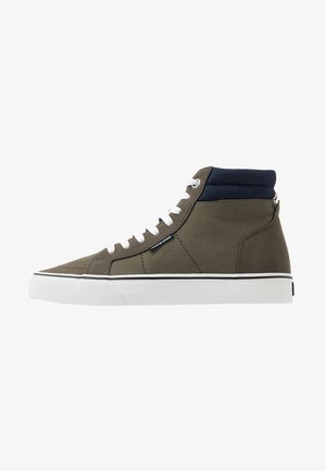 JFWDIXIE MID - Sneakers alte - olive night