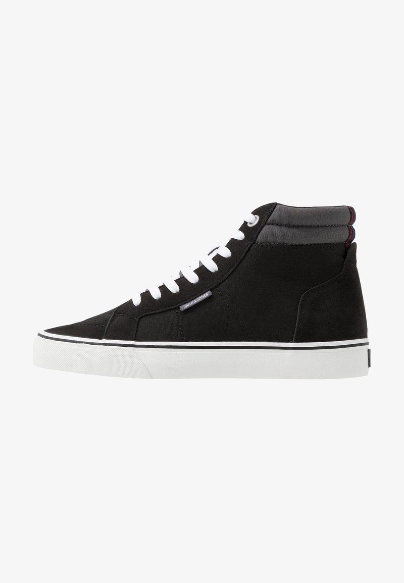 Jack & Jones - JFWDIXIE MID - Zapatillas altas - black