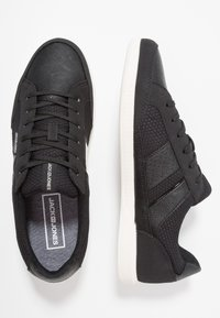 Jack & Jones - JFWBYSON MIX - Sneakers basse - anthracite - 1