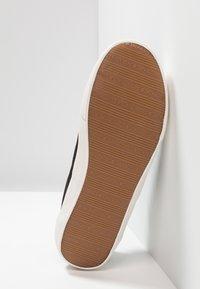 Jack & Jones - JFWVISION CLASSIC - Sneakersy niskie - anthracite - 4