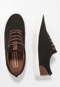 Jack & Jones - JFWVISION CLASSIC - Sneakersy niskie - anthracite - 1