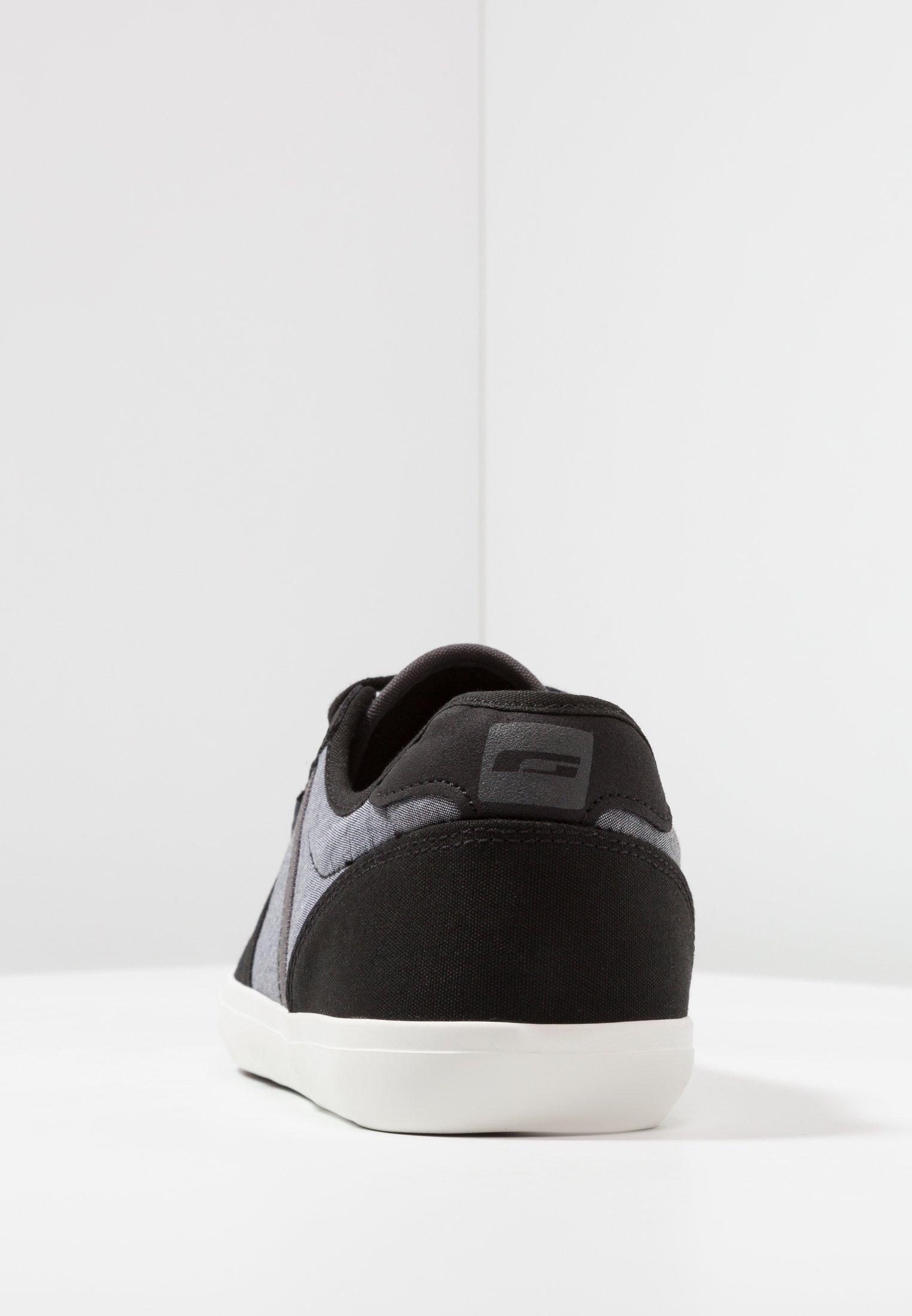 Jack & Jones Jfwlogan Combo - Sneakers Laag Anthracite Goedkope Schoenen