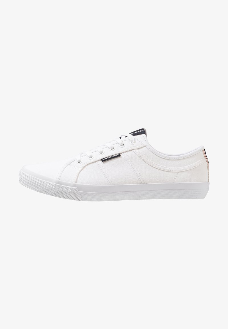 Jack & Jones - JFWROSS - Sneakersy niskie - bright white