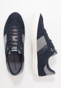 Jack & Jones - JFWWALCOT - Sneakers basse - navy blazer - 1