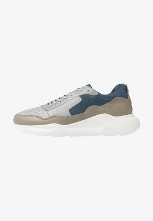 JFWMUNKI COMBO - Baskets basses - vapor blue