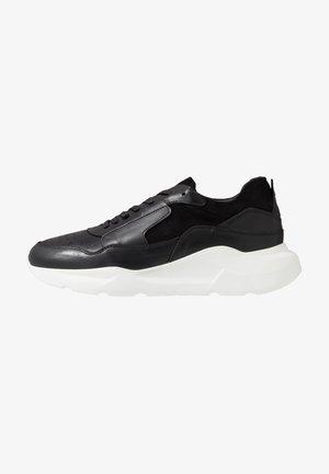 JFWMUNKI COMBO - Sneakers basse - anthracite