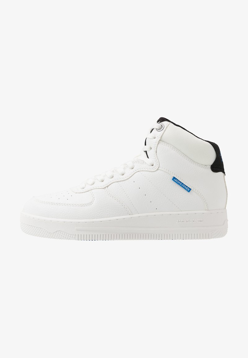 Jack & Jones - JFWMAVERICK MID - Sneakersy wysokie - white