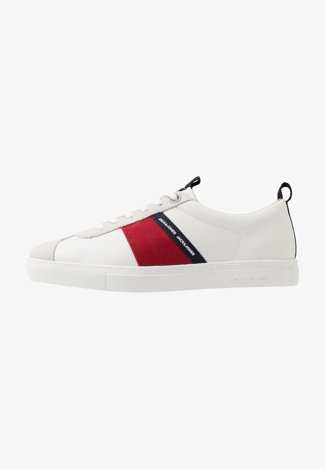 JFWSLOANE LOGO - Sneakersy niskie - white