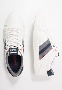 Jack & Jones - JFWTED - Sneakersy niskie - navy blazer - 1