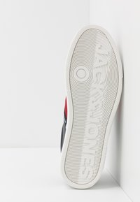 Jack & Jones - JFWSLOANE LOGO - Sneakersy niskie - navy blazer - 4