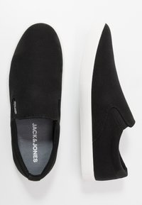 Jack & Jones - JFWROWDEN  - Slip-ons - anthracite - 1