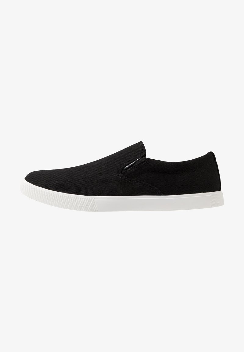 Jack & Jones - JFWROWDEN  - Slip-ons - anthracite