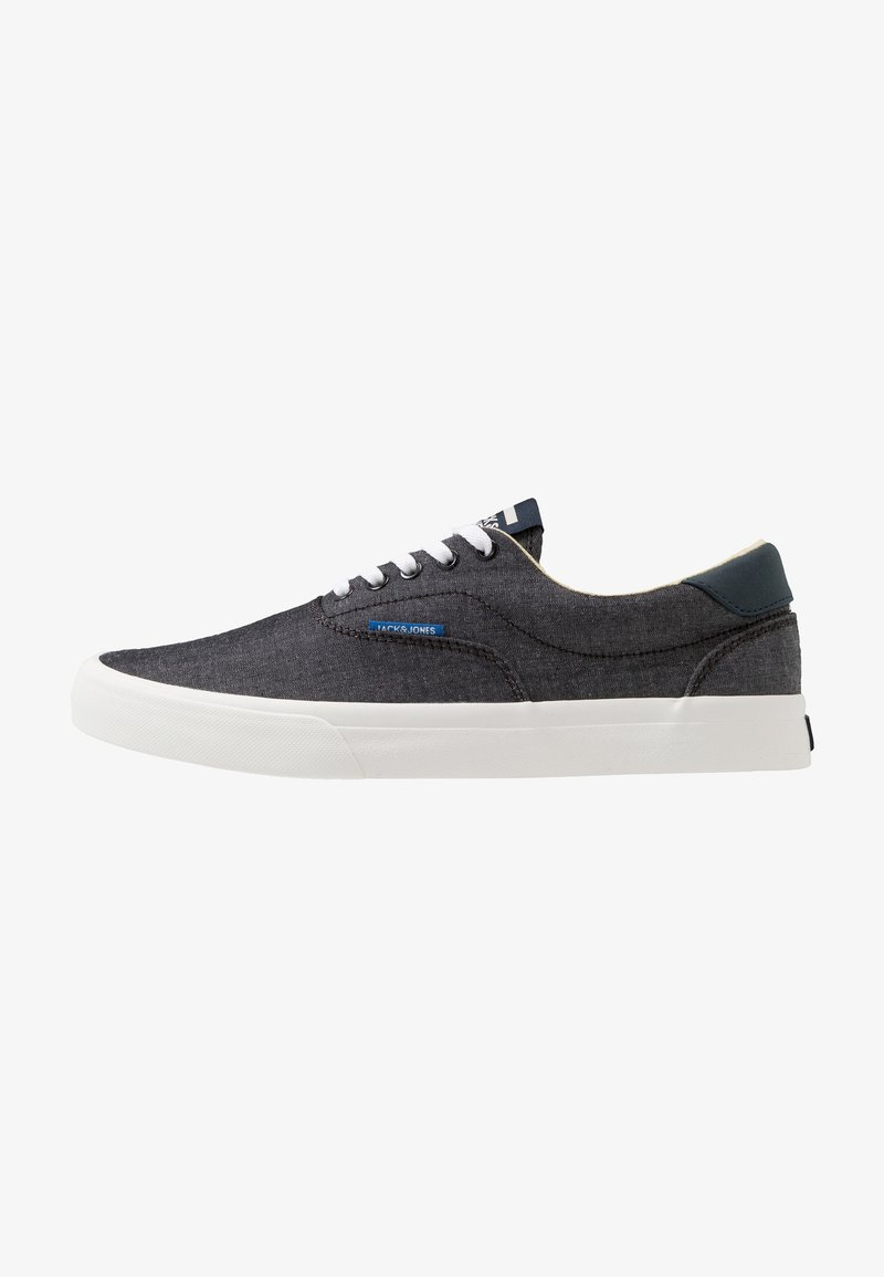 Jack & Jones - JFWMORK - Trainers - anthracite