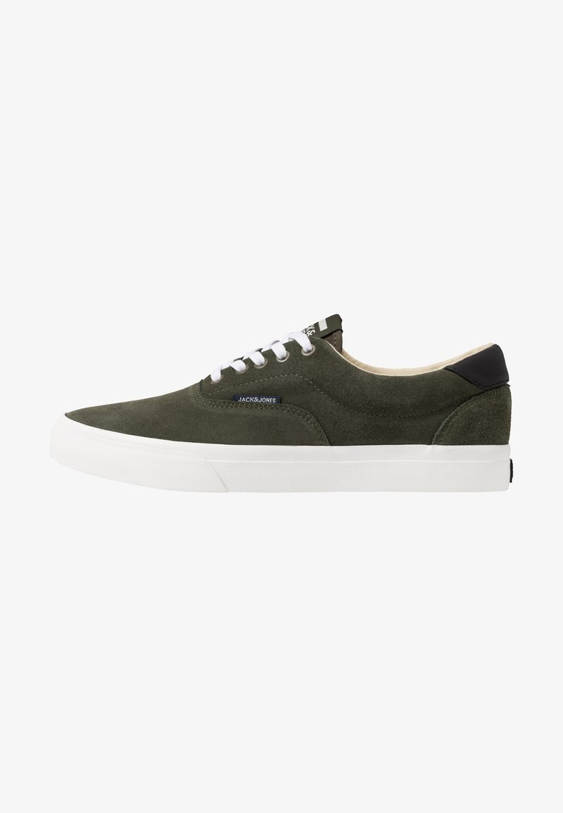 Jack & Jones - JFWMORK - Sneakersy niskie - olive night