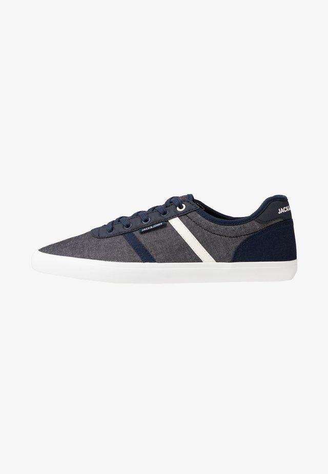 JFWLOGAN - Sneakers basse - blue