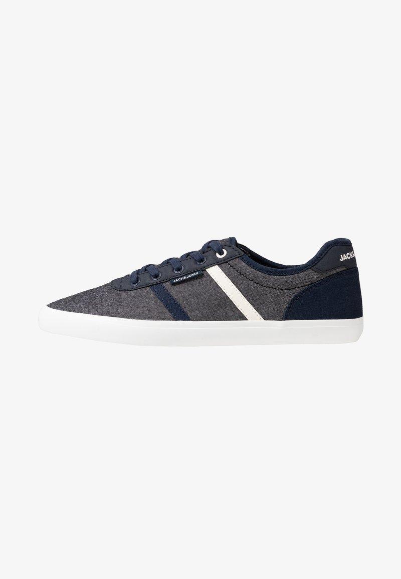 Jack & Jones - JFWLOGAN - Sneakersy niskie - blue