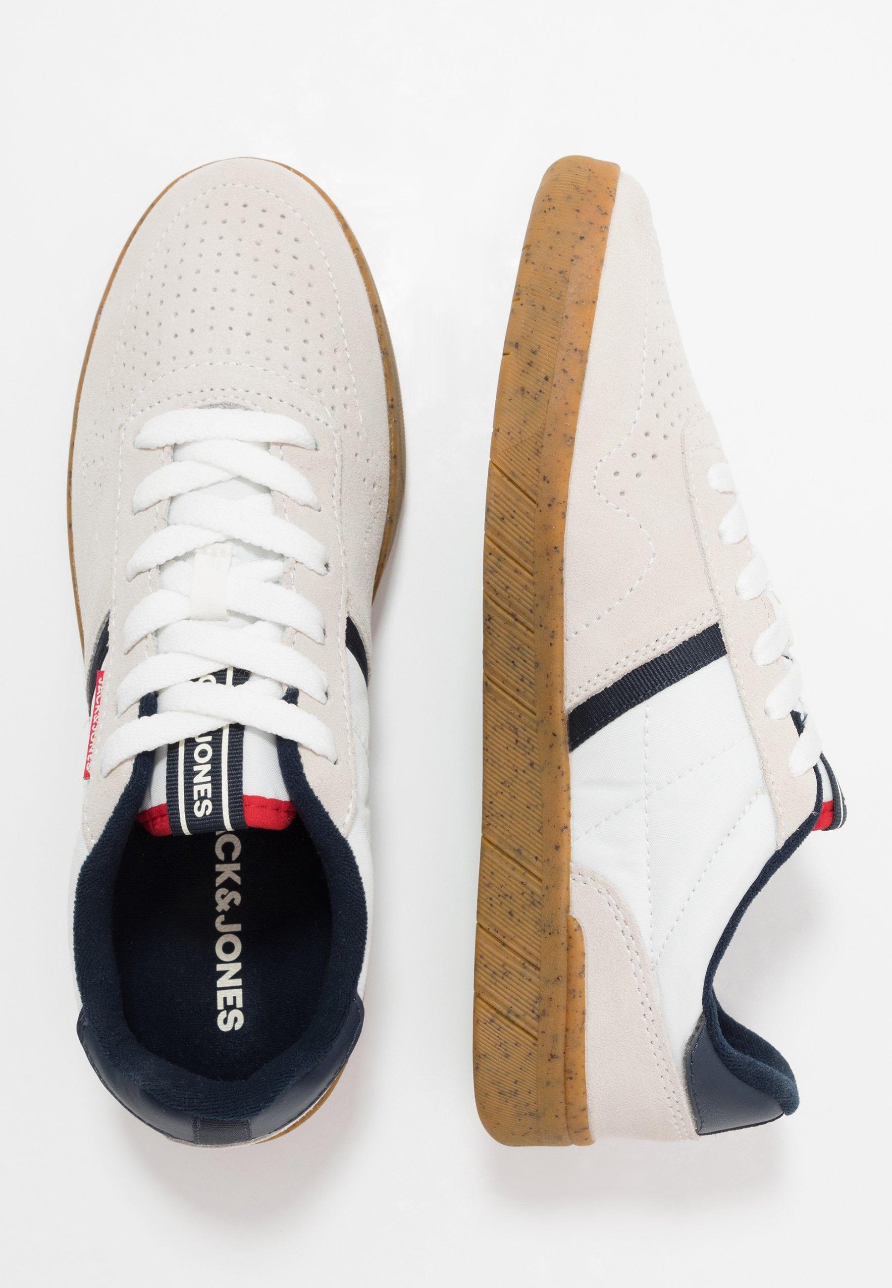 Jack & Jones JFWHUNTER WINTER - Sneakers - white